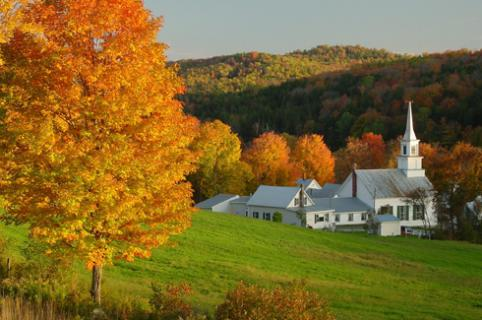 Best Bed And Breakfast In Massachusetts In Fall